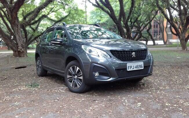 Peugeot 2008 Griffe THP cinza