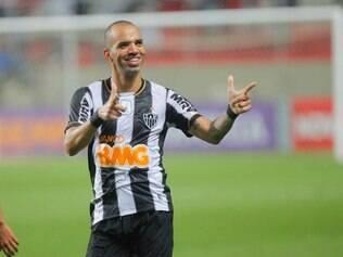 Tardelli é um dos destaques do Galo e se tornou protagonista no Brasileirão