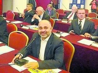 George Hilton.  Parlamentar, que é líder do PRB na Câmara Federal é um dos integrantes do Parlasul