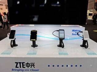 ZTE aposta em smartphones e tablets para crescer