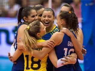 Brasil quer vitória contra equipe que tirou sua invencibilidade no Grand Prix
