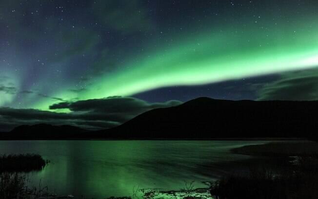 Daniel Japor é um dos únicos brasileiros conhecidos como 'caçador de aurora boreal'