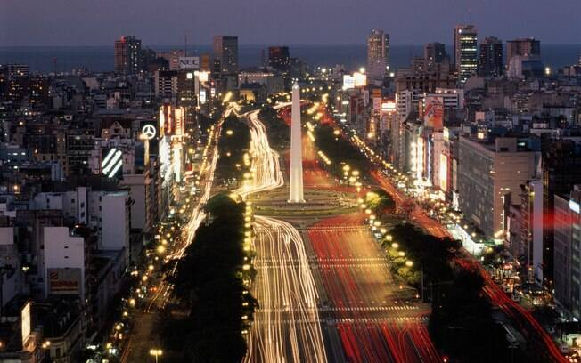 Não faltam opções de entretenimento na noite de Buenos Aires