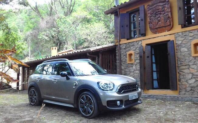 Mini Countryman híbrido