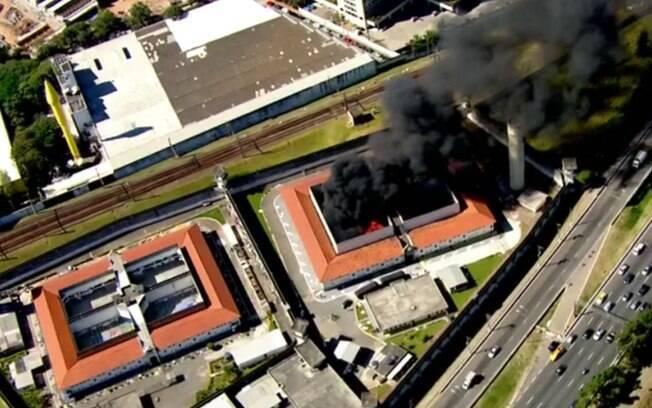 Grupo de Intervenção Rápida da SAP foi acionado para conter rebelião no Cadeião de Pinheiros