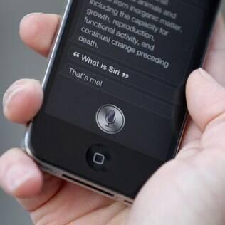 Siri foi lançada no iPhone 4S