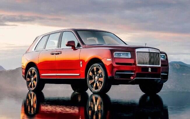 Rolls-Royce Cullinan: Entre os supercarros, é literalmente a maior referência em luxo e sofisticação
