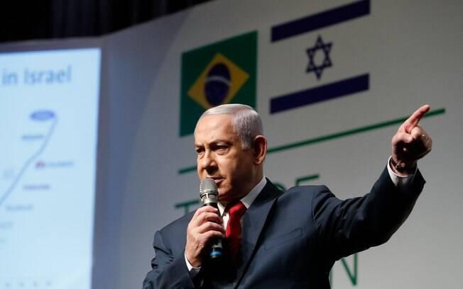 Primeiro-Ministro de Israel, Benjamin Netanyahu, tenta reeleição no país em meio a denúncias