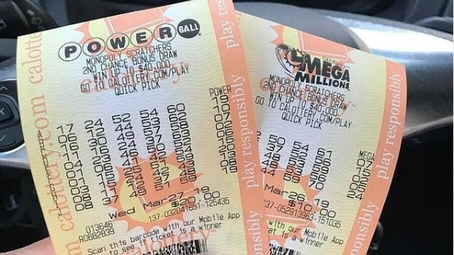 Apostador levou sozinho prêmio equivalente a R$ 3,9 bilhões em loteria nos Estados Unidos