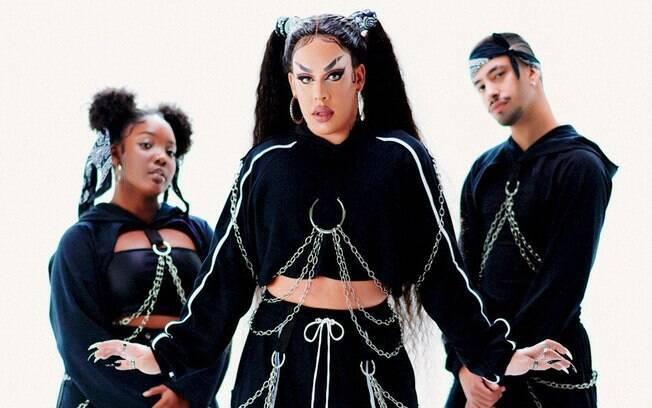 """Gloria Groove lança o single e clipe de """"Vício"""""""
