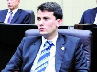 Candidatura. Depois de conquistar uma vaga na Câmara, Marcelo Aro agora quer cadeira no Congresso