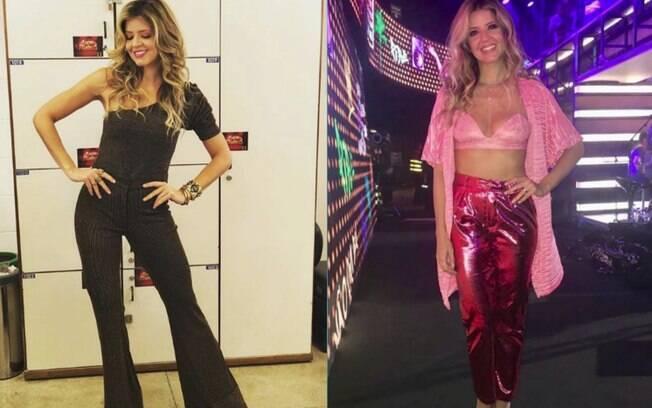 Mariana Santos diz que, para perder peso, precisou mudar a alimentação