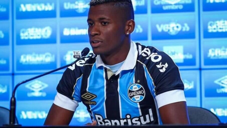 Orejuela deve estar de saída do Cruzeiro