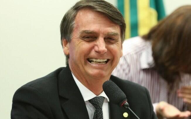 Deputado federal Jair Bolsonaro disse que não existe racismo no Brasil, em um hotel na praia de Iracema