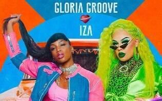 """Gloria Groove e IZA lançam clipe de YoYo e agradam fãs: """"Uma obra digna"""""""