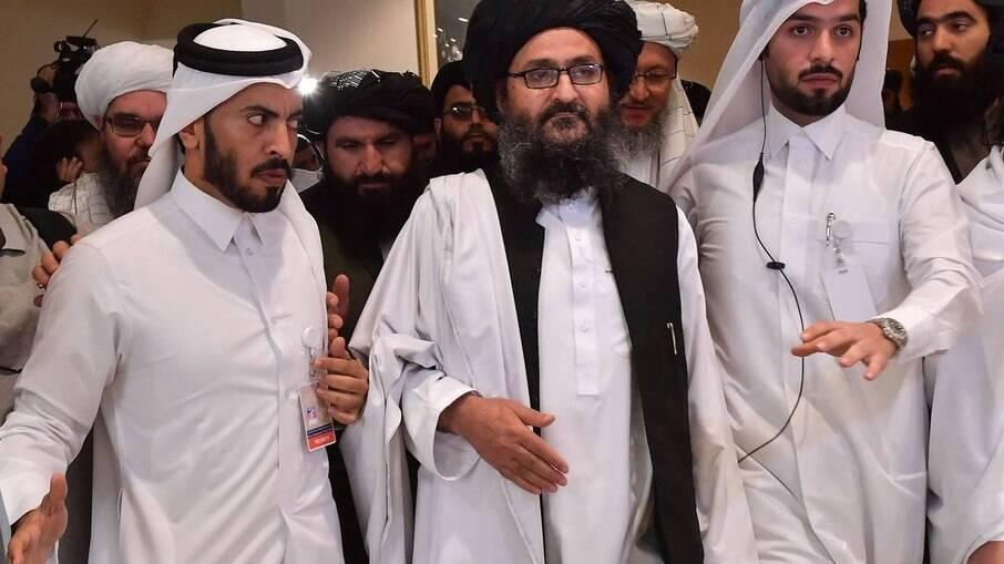 Mullah Abdul Ghani Baradar, vice-líder do grupo, não pisava no país há 20 anos