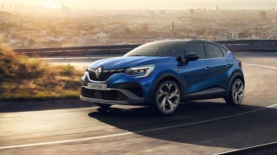 Renault Captur continua sendo produzido em São José dos Pinhais (PR), mas motor turbo será importado da Europa