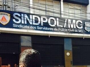Grupo deu início a caminhada no bairro Lagoinha, na região Noroeste da capital.