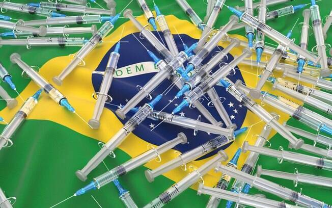 Covid-19: Brasil vai atingir imunidade de rebanho só em 2022