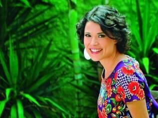 Afinidade. Com seis afilhados e uma vontade de ser mãe, Manuela do Monte afirma que adora estar perto de crianças