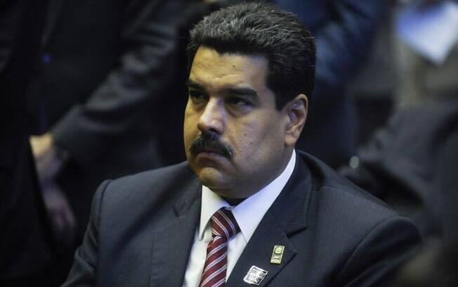 Nicolás Maduro chamou a campanha dos EUA para expulsar a Venezuela da OEA de