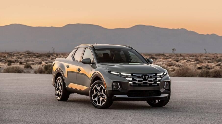Hyundai Santa Cruz começa a ser vendida nos Estados Unidos ainda este mês