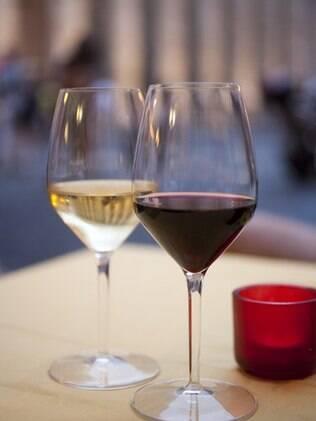 Em Roma, não faltam lugares para beber um bom vinho