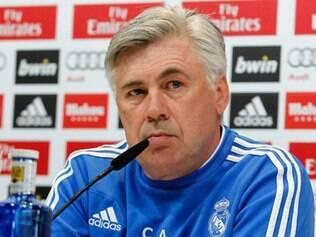 Ancelotti afirma que time precisa analisar os erros para melhorar