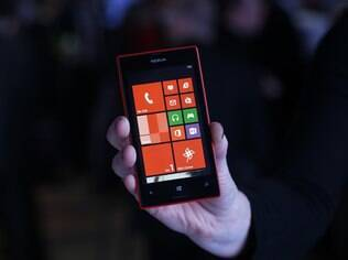 Lumia 520 é o mais barato com Windows Phone