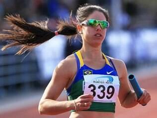 Atleta de 24 anos igualou o recorde sul-americano da distância com a marca atingida