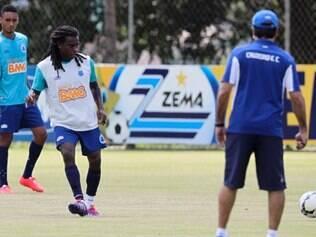 Marcelo Oliveira utilizará equipe mista já que na quarta Raposa encara o San Lorenzo