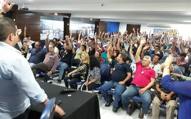 Policiais civis do Rio Grande do Norte decidiram encerrar paralisação após três semanas