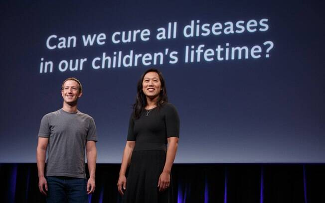 Um dos primeiros passos de Zuckerberg e a esposa  foi a criação de um projeto que unirá cientistas e engenheiros