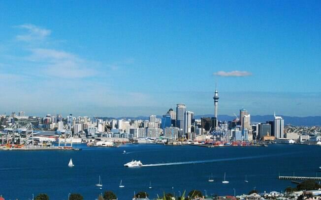 Nova Zelândia é país cheio de atrações radicais e encanta por belezas naturais