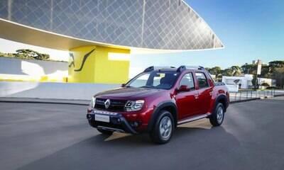 Renault Oroch tem descontos de R$ 14 mil