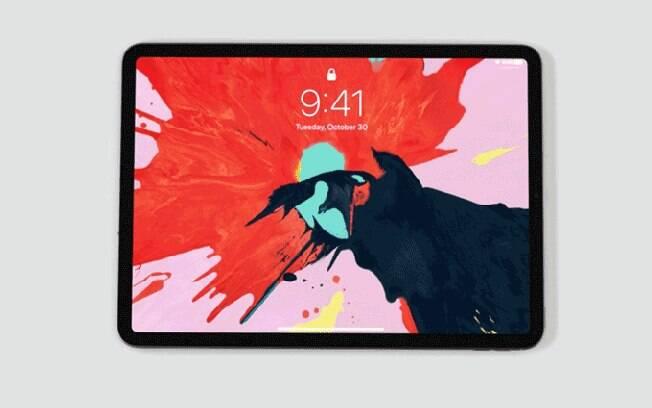 Novo iPad Pro pode ter três câmeras.