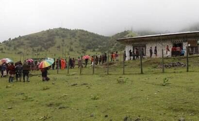 Butão vacinou toda a população adulta em apenas uma semana