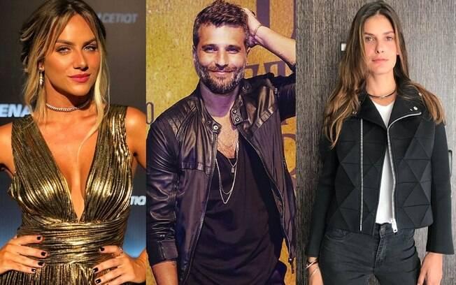 Bruno Gagliasso também está na lista e traiu Giovanna Ewbank