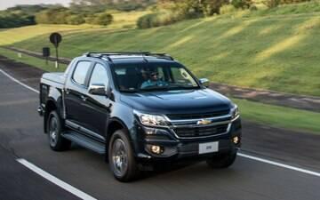 Chevrolet S10 renovada chega sem mexer nos preços