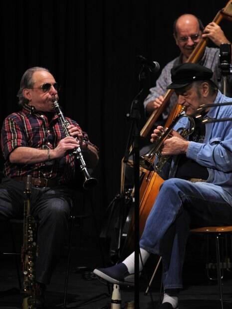 clarinetista Tito Martino