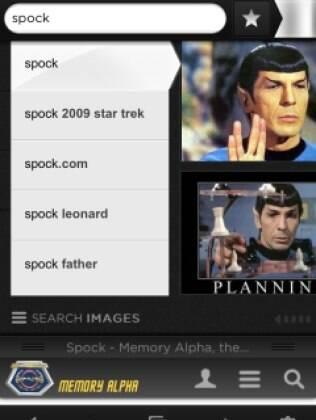 Aplicativo do Yahoo Axis para iPhone traz experiência de busca mais visual