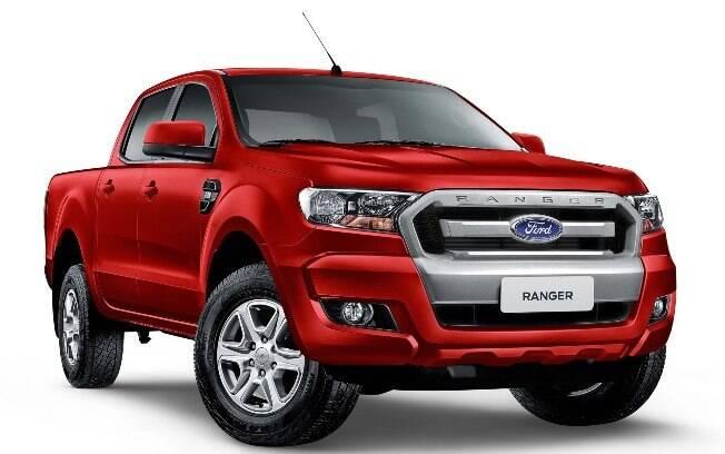 Eis a versão mais em conta com motor a diesel e câmbio automático do Ranger, que parte de R$151.890