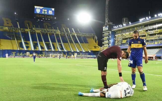 Boca Júniors e Santos