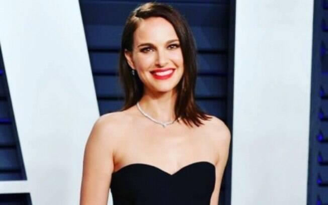 Natalie Portman fala em entrevista sobre o