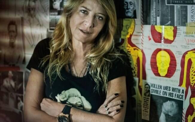 Escritora Ilana Casoy fala de suas experiências ao iG Gente