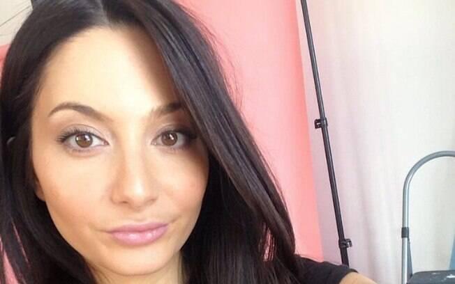 Aria é a porta voz do site  de pornografia Pornhub