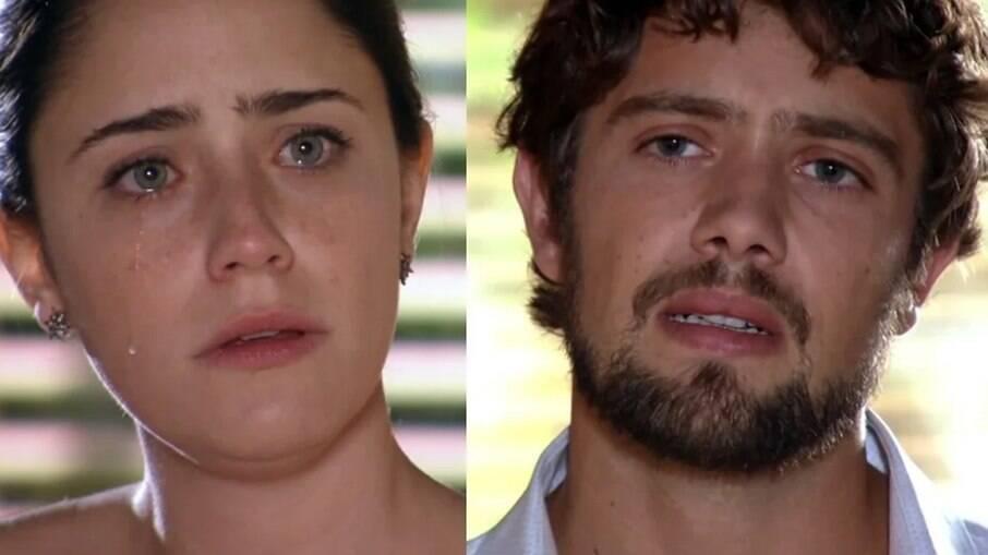 Ana e Rodrigo tem embate na trama de