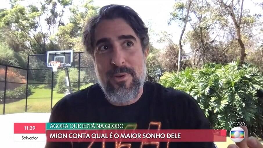 Marcos Mion no É de Casa