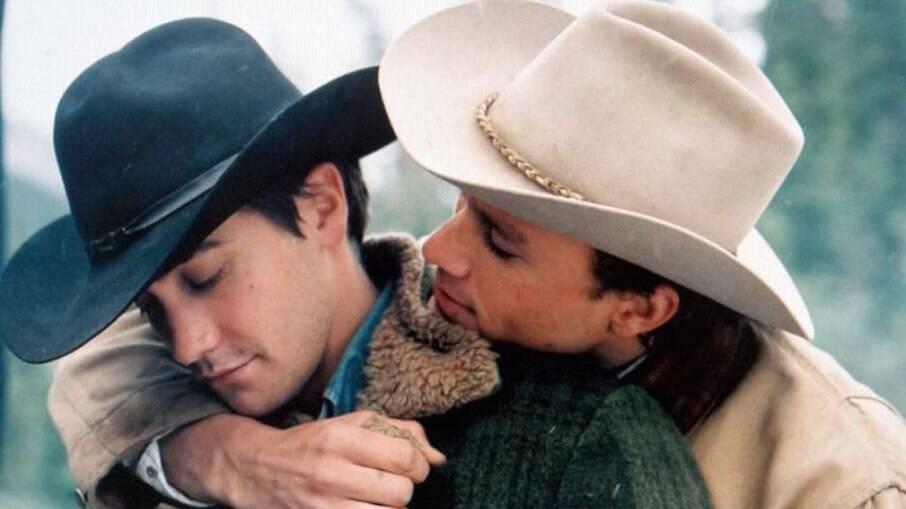 Jake Gyllenhaal diz que o papel no longa o ajudou a quebrar o estigma de contracenar romanticamente com outro homem sendo heterossexual