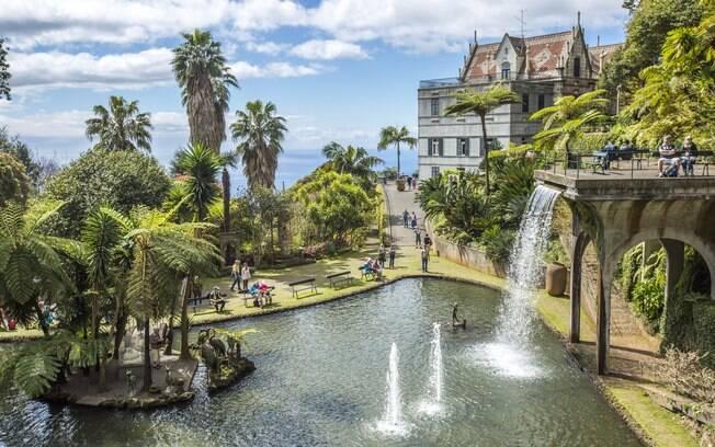 Monte Palace é uma das atrações da Ilha da Madeira, em Portugal; veja os outros pontos turísticos da região